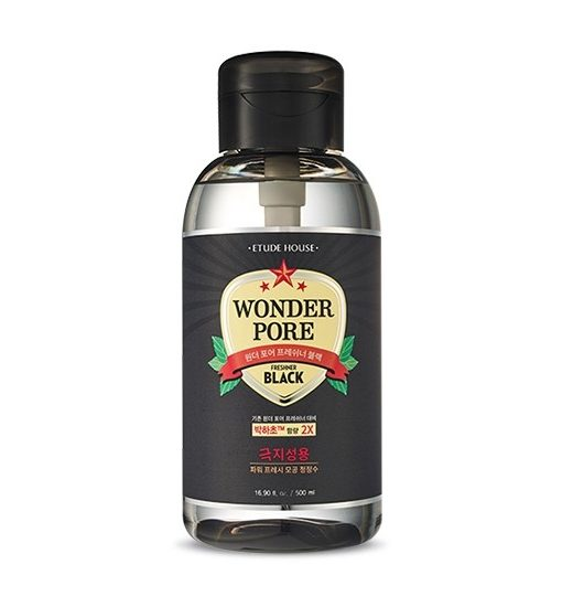 Wonder Pore Freshner Black 500ml