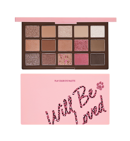 Play Color Eye Palette_Will be Loved thumnail