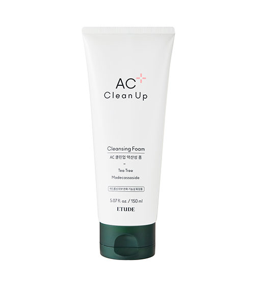 AC.C. Cleansing Foam
