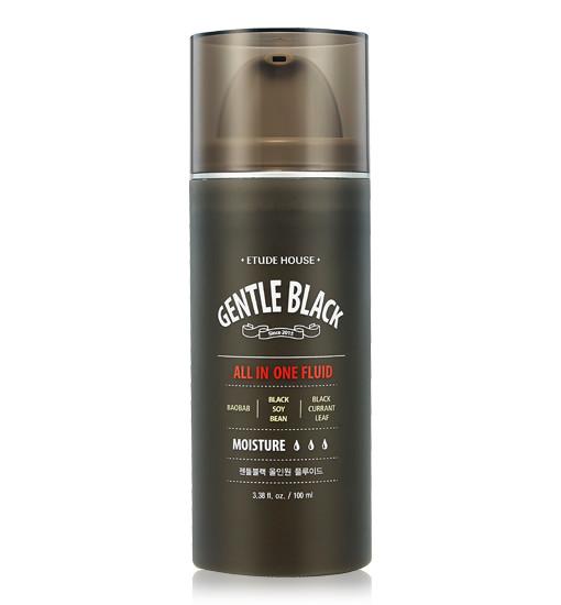 Gentle Black All in One Fluid
