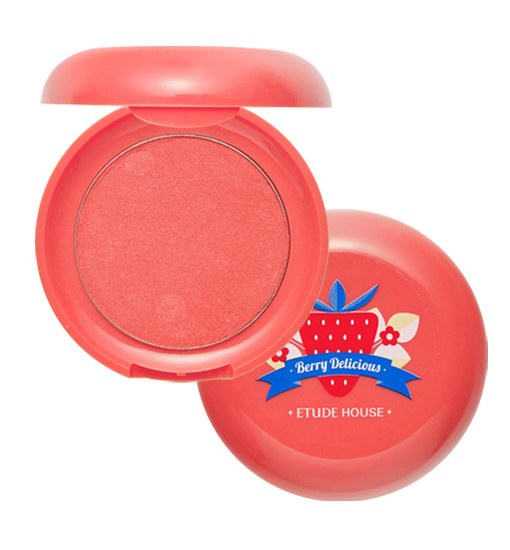 [Berry Delicious] Cream Blusher #1