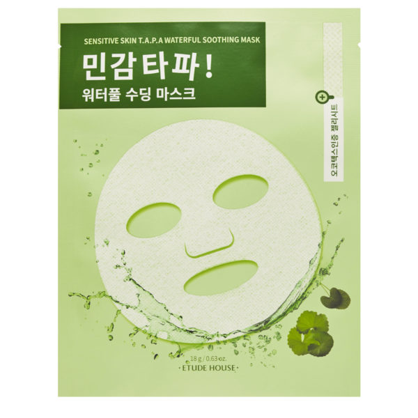 Sensitive Skin T.A.P.A Waterful Soothing Mask 18g
