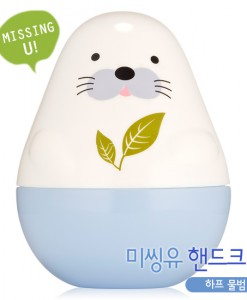 MISSING U HAND CREAM #1_HARP SEAL STORY