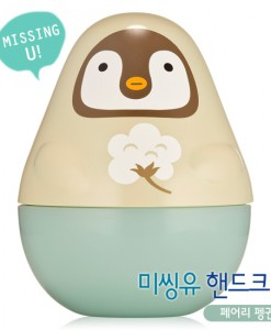MISSING U HAND CREAM #2_FAIRY PENGUIN STORY