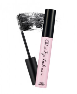OH M'EYE LASH BLACK TINT MASCARA