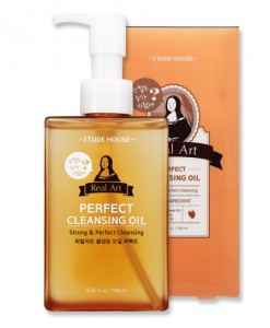 REAL ART CLEANSING OIL PERFECT