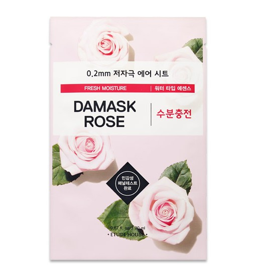 0.2 Therapy Air Mask Damask Rose