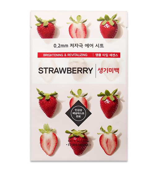 0.2 Therapy Air Mask Strawberry