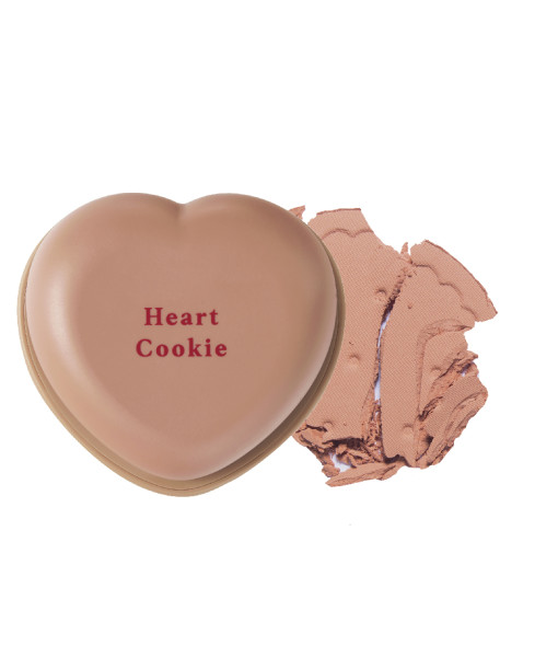 Heart Cookie Blusher #BR401