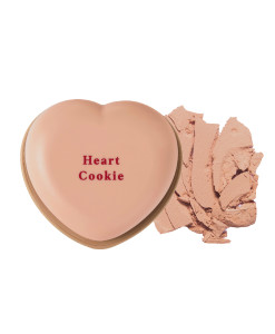 Heart Cookie Blusher #OR201