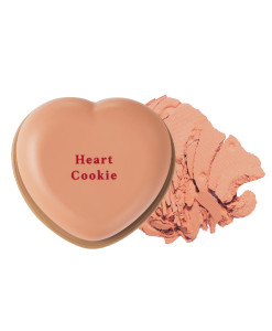 Heart Cookie Blusher #OR202