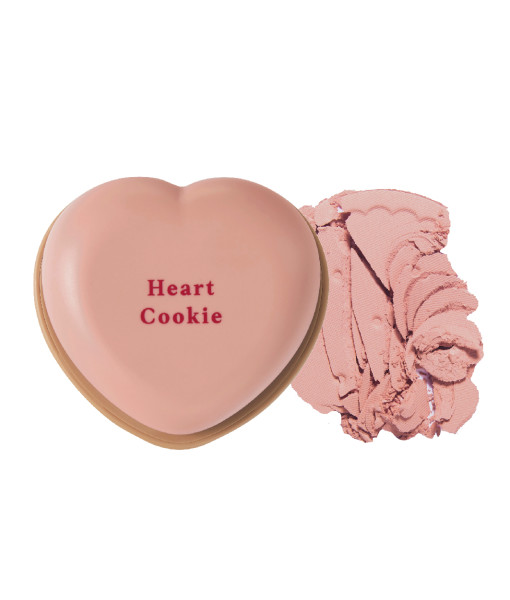 Heart Cookie Blusher #PK001