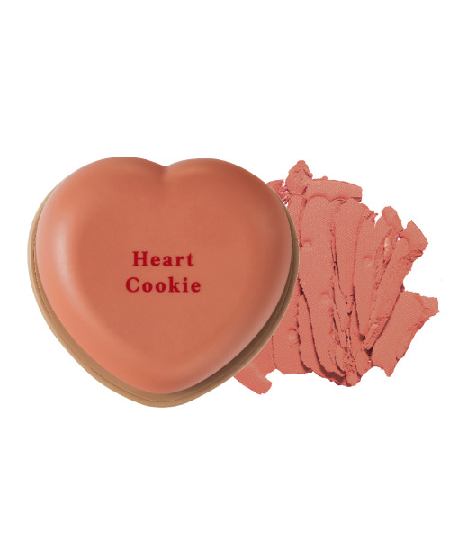 Heart Cookie Blusher #RD301