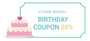 birthday coupon 20%