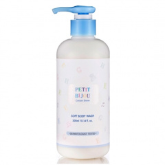 Petit Bijou Cotton Snow Body Wash