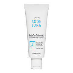 Soonjung 5-Panthensoside Cica Sleeping Pack 100ml