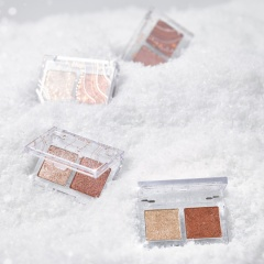 Glittery Snow Air Mousse Palette