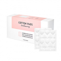 Cotton Pads -#Embossing (222pcs)