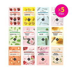 [SET] 0.2 Therapy Air Mask 60pcs NEW