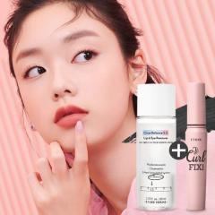 [SET] Curl Fix Mascara + Cica Balance Lip & Eye Remover 80ml