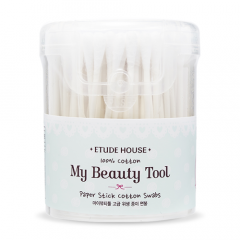My Beauty Tool Paper Stick Cotton Swabs