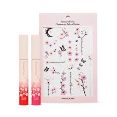 [Blossom Picnic] Shine Chic Lip Lacquer Set