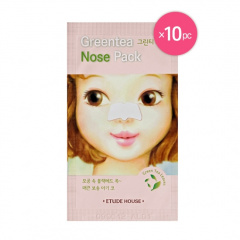 [SET] Green Tea Nose Patch AD 10pc