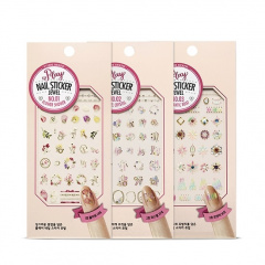 Play Nail Sticker [Jewel]