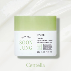 SoonJung Centella Hydro Barrier Cream 75ml
