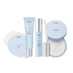[SET] Sebum Soak Pore Primer + T-zone Base + Powder + Pact