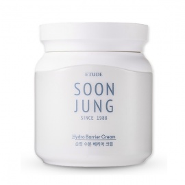 SoonJung Hydro Barrier Cream #Milk Collection