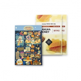 [LIMITED] ChiChi Land Sticker + 0.2 Therapy Air Mask 2ea