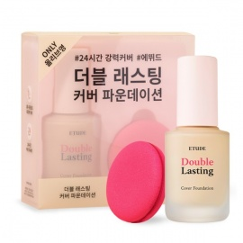 Double Lasting Cover Foundation Special Set SPF50+ PA++++