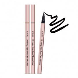 Drawing Eyes Proof Brush Liner
