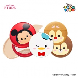 [SET] TSUM TSUM Blur Balm + Powder + Puff