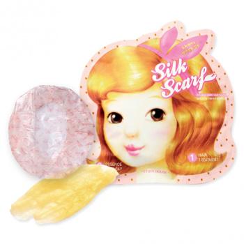 Silk Scarf Double Care Hair Mask