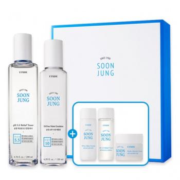 SoonJung Skin Care Set (2 Kinds) (21AD)
