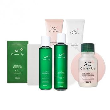 [SET] AC Clean Up Anti-Acne Care