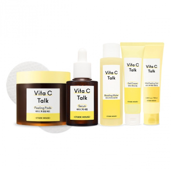 [SET] Vita C-Talk Skin Boosting Line