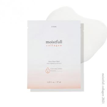 Moistfull Collagen Deep Sheet Mask (21AD)