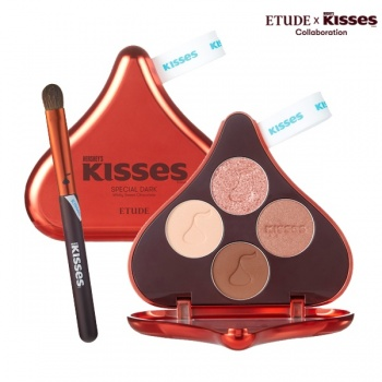Play Color Eyes HERSHEY'S KISSES Brush Kit #3 SPECIAL DARK