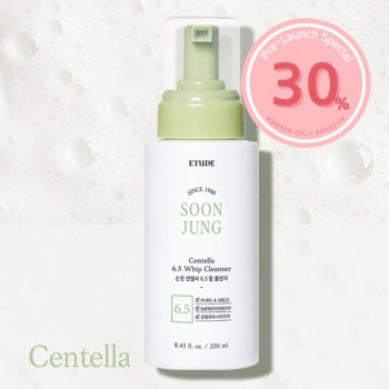 SoonJung Centella 6.5 Whip Cleanser 250ml