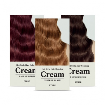 HOT STYLE CREAM HAIR COLORING