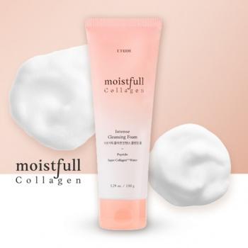 Moistfull Collagen Intense Cleansing Foam 150g