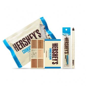 HERSHEY'S CHOCOLATE KIT #COOKIES 'N' CREME