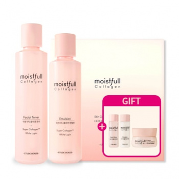 Moistfull Collagen Skin Care Set (2 Kinds)