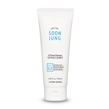 SoonJung 5.5 Foam Cleanser 150ml