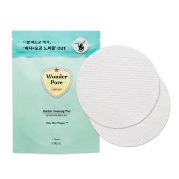 Wonder Pore Bubble Cleansing Pad