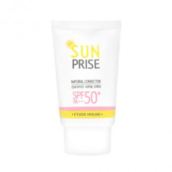 Sunprise Natural Corrector SPF50+/PA+++