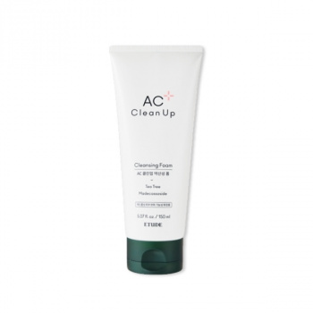 AC Clean Up Cleansing Foam
